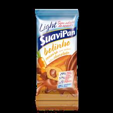 Bolinho de Cenoura c/ Recheio de Chocolate - Suavipan