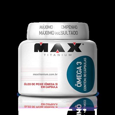 Ômega 3 - Max Titanium