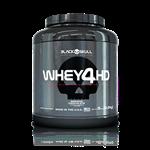Whey 4HD - Black Skull