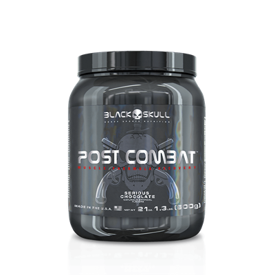 BOPE Post Combat - Black Skull