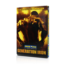 DVD Generation Iron - Probiótica