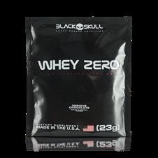 Whey Zero (Dose Única) Chocolate - Black Skull