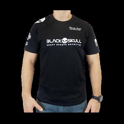 Camiseta Eduardo Corrêa - Black Skull