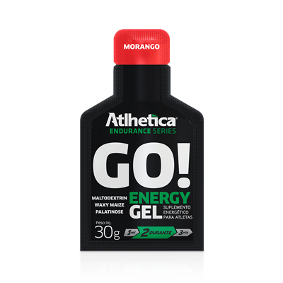 GO! Energy Gel - Atlhetica Endurance Series
