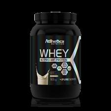 Whey W/ PRO-MF Protein - Atlhetica Pure Series
