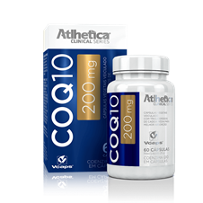 COQ10 (200mg) - Atlhetica Clinical Series