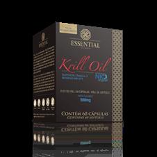 Óleo de Krill - Essential Nutrition