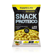 Snack Proteico - Supply Life