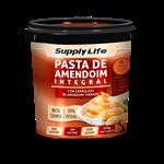 Pasta de Amendoim c/ Granulado - Supply Life