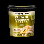 Pasta de Amendoim c/ Mel e Gengibre - Supply Life