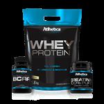 Combo Massa Muscular Pro Series - Atlhetica Nutrition