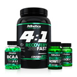 Combo Energia + Recuperação - Atlhetica Endurance Series