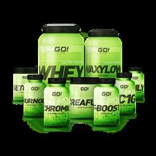 Combo Ultra Premium Full Pak - Go Nutrition