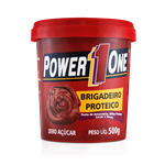 Pasta de Amendoim c/ Brigadeiro Proteico - Power One