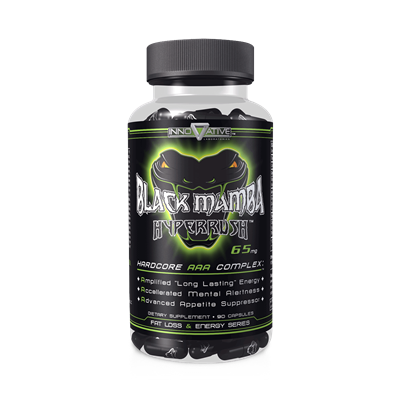 Black Mamba Hyperrush - Innovative