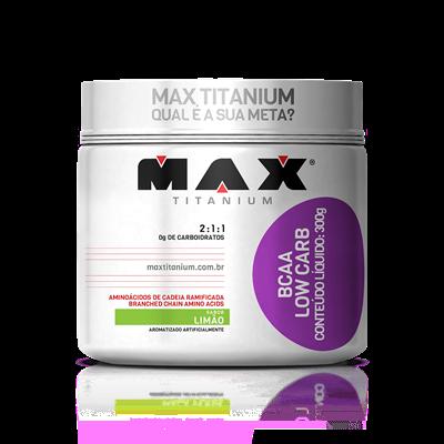 BCAA Low Carb Powder - Max Titanium