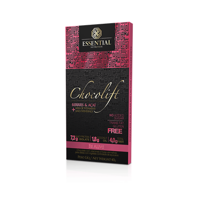 Chocolift Be Alive - Essential Nutrition