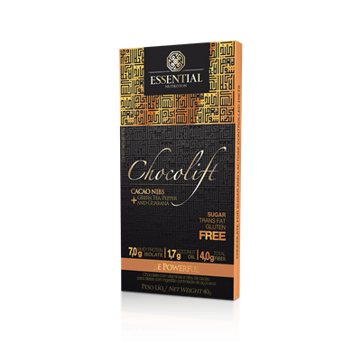 Chocolift Be Powerful - Essential Nutrition