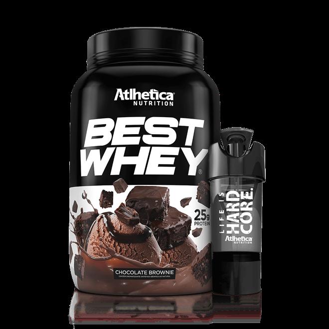 Best Whey Atlhetica Nutrition - Loja do Suplemento
