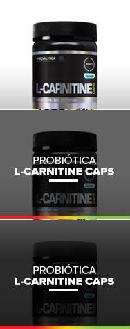 L-CARNITINE CAPS - PROBIÓTICA