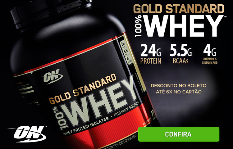 Gold Standard 100% Whey Optimum Nutrition
