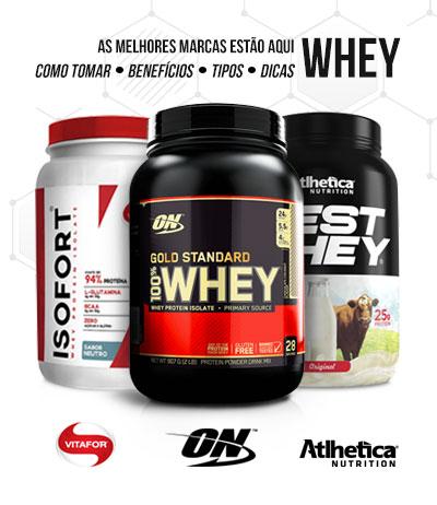 527be761e Whey Protein - O que é e Como tomar