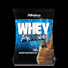 Whey Protein Refil - Atlhetica Pro Series