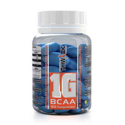 BCAA 1G - Thwack Series - Body Action