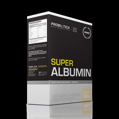 Super Albumina - Probiótica