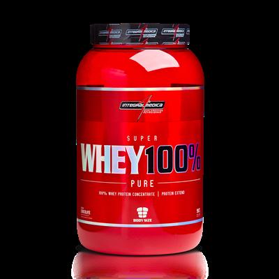 Super Whey 100% Pure - Integralmédica