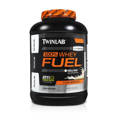 100% Whey Protein Fuel - Twinlab