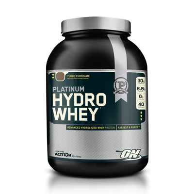 442d9dc2f Platinum Hydro Whey (Whey Hidrolizado) Optimum Nutrition - Loja do ...