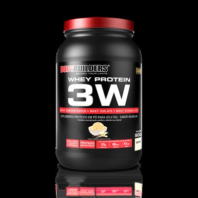 3 Whey Protein - BodyBuilders
