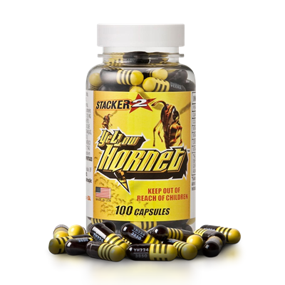 Yellow Hornet - Stacker2