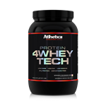 4 Whey Tech - Atlhetica Evolution