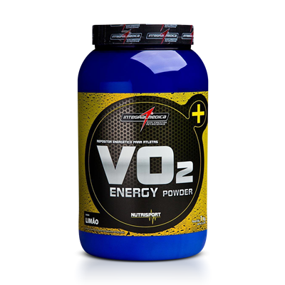 VO2 Energy Powder - Integralmédica