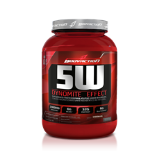 5W Whey Protein - Body Action Titanium Series
