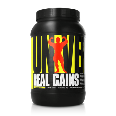 Real Gains - Universal Nutrition