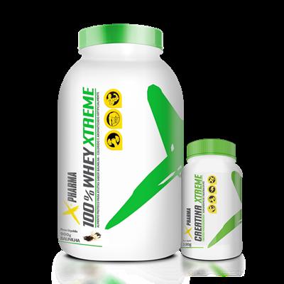 Whey Protein Xtreme - X-Pharma