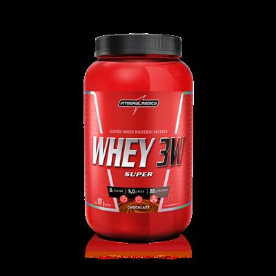 Super Whey 3W (900g) - Integralmédica