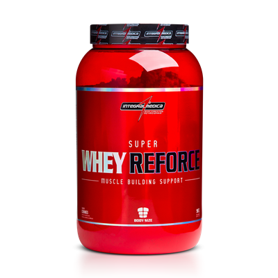 Super Whey Reforce - Integralmédica