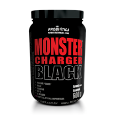 Monster Charger Black - Probiótica