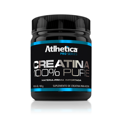 Creatina 100% Pure - Atlhetica Pro Series
