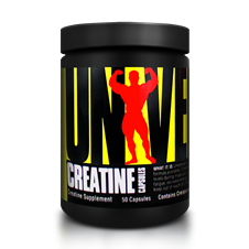 Creatina Capsules - Universal Nutrition