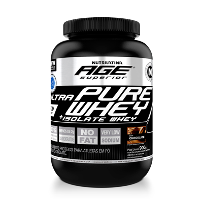 Ultra Pure Whey Protein AGE - Nutrilatina AGE