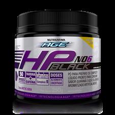 HP Black No6 AGE - Nutrilatina AGE