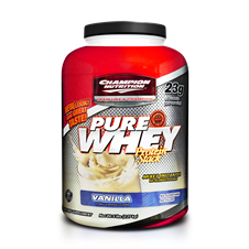 Pure Whey Protein - Champion Nutrition