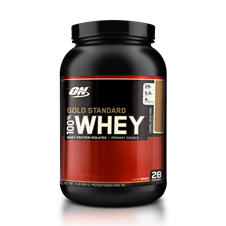 100% Whey Gold Standard - Optimum Nutrition