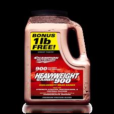 Gainer Heavy Weight 900 - Champion Nutrition