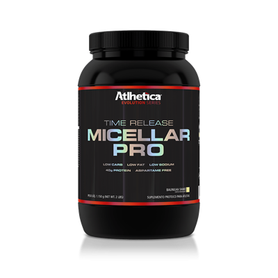 Micellar Pro - Atlhetica Evolution Series